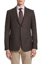 Z Zegna Men's Classic Fit Wool Blazer