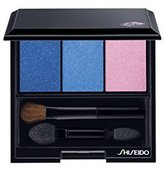 Shiseido Luminizing Satin Eye Color Trio BL310 - Punky Blues 3g by
