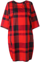 Sofie D'hoore checked midi dress - women - Cotton - 34