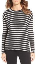 Velvet by Graham & Spencer Women's Stripe Sweater