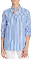 Birds of Paradis Classic Stripe Shirt