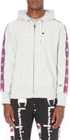Champion Logo print cotton-blend hoody