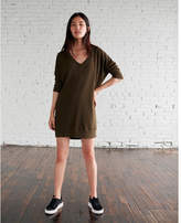 Express london sweatshirt dress