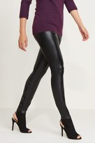 Dynamite Faux Leather Leggings