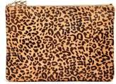 J.Mclaughlin Jenna Clutch in Leopard