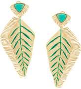Aurelie Bidermann feather earrings