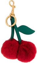 Anya Hindmarch Cherry Rabbit tassel