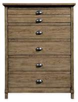Stanley Furniture Stone & Leigh by Driftwood Park 5-Drawer Chest in Sunflower Seed