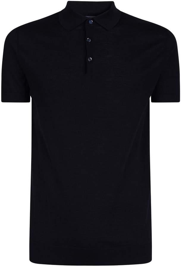 Privee Salle Cotton Polo Shirt