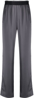 Filippa K Soft Sport Satin Track Pants