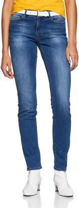 BOSS Women's J20 Straight Jeans