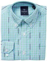 Tailorbyrd Woven Check Dress Shirt (Big Boys)