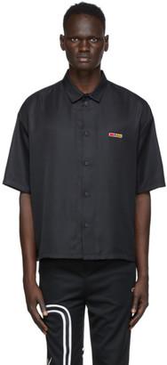 Reebok by Pyer Moss Black G Short Sleeve Shirt