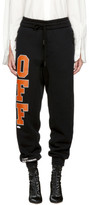 Off-White Black off Lounge Pants