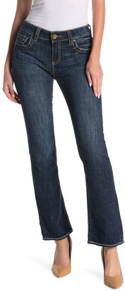 KUT from the Kloth Natalie High Rise Bootcut Jeans - Short