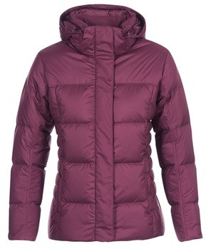 Patagonia DOWN WITH IT JKT women's Jacket in Bordeaux