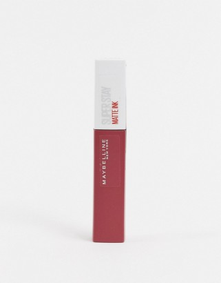 Maybelline Superstay Matte Ink Longlasting Liquid Lipstick - Initiator