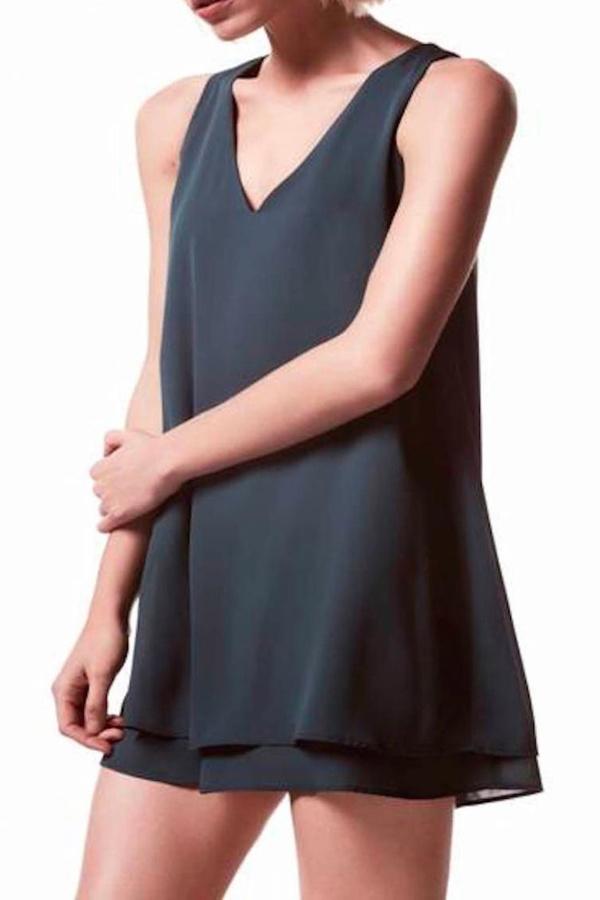 Krisa Double Layer Dress