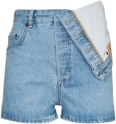 Y/Project Asymmetric Inside-Out-Effect Shorts