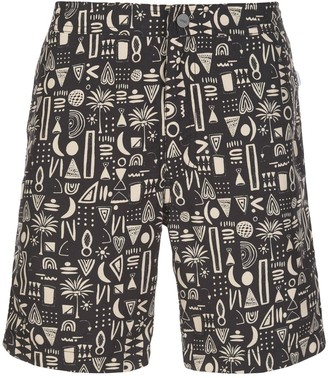 Onia Tribal swim shorts