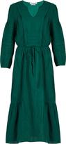 Etoile Isabel Marant Dorset Chic linen dress