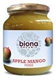 Biona Organic Apple & Mango Puree 350g