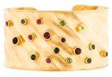 Amrapali Multicolor Tourmaline Cuff Bracelet