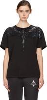 Marcelo Burlon County of Milan Black Odakota T-shirt