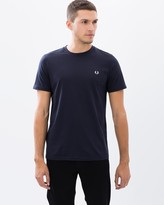 Fred Perry Classic Crew-Neck Tee