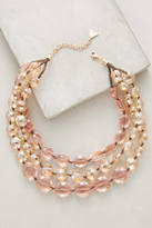 Anthropologie Clarity Layered Necklace