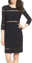 French Connection Women's Danni Ladder Knit Dress