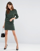 Y.A.S Ginger Knit Skirt Co-Ord