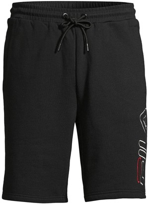 Fila Logo Fleece Shorts