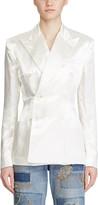 Ralph Lauren Leslie Satin Blazer Jacket