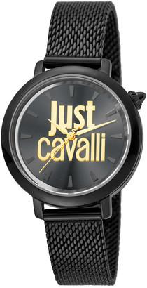 Just Cavalli Women's Logo Watch