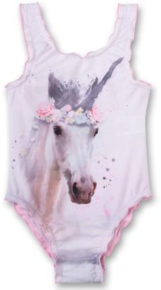 Sanetta Girl's 430374 Swimsuit