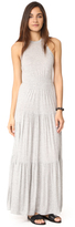 Rebecca Taylor Sleeveless Jersey Dress