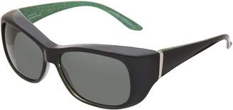 Foster Grant Haven Fits Over Haven Glitter Me Crazy Fits Over Sunglasses