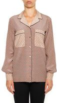 Stella McCartney Hanover Tie Print Shirt