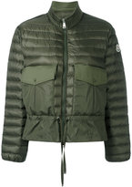 Moncler flap pocket padded jacket - women - Cotton/Feather Down/Nylon - 3