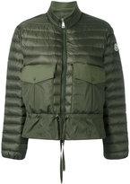 Moncler flap pocket padded jacket