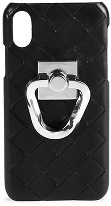 Bottega Veneta Leather iPhone 11 Case