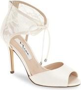 Nina 'Malini' Lace Sandal (Women)
