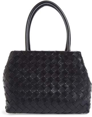 Bottega Veneta Cesta Intrecciato Top-Handle Bag