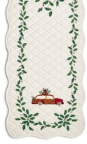 """Lenox Holiday Gifts 70"""" Runner, Created for Macy's"""