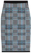 Mary Katrantzou Merino Wool Pencil Skirt