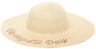 David & Young Vacay All Day Sun Hat