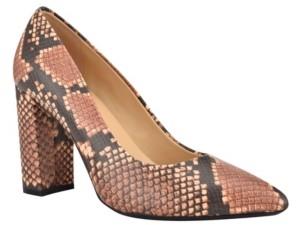 Nine West Women's Astoria 9X9 Pointy Toe Pumps Women's Shoes