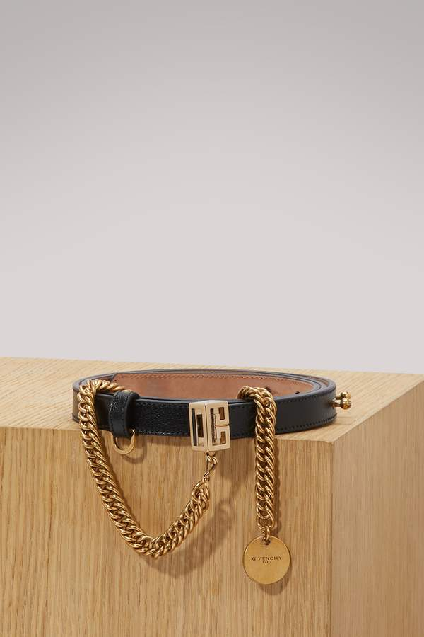 Givenchy Chain belt