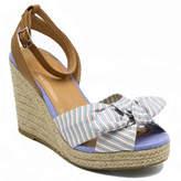 Nautica Women's Curia Espadrille Wedge Sandal